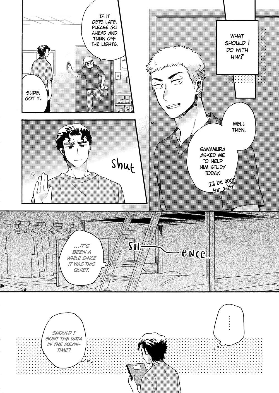 Stop!! Sawamura-kun! 12