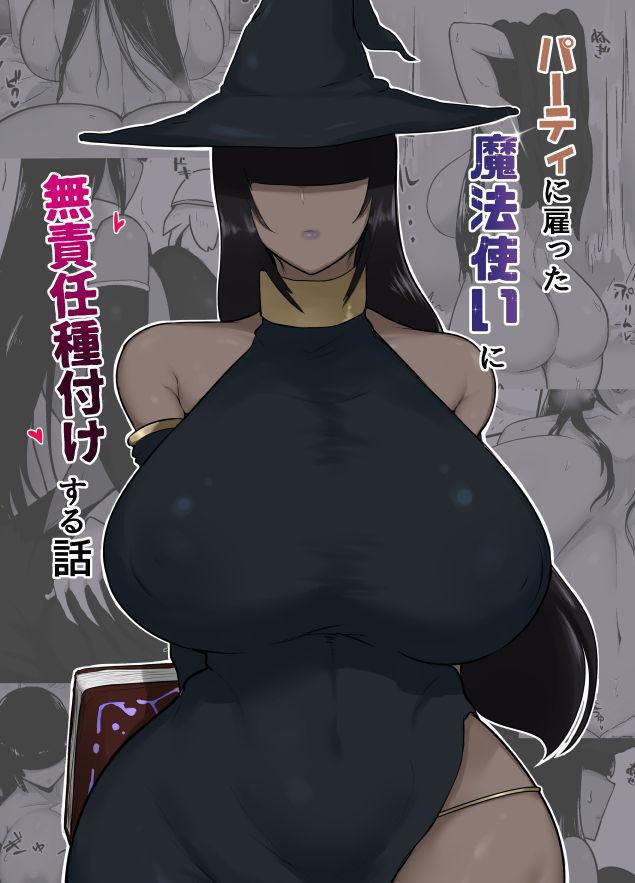 Party ni Yatotta Mahoutsukai ni Musekinin Tanetsuke Suru Hanashi 0