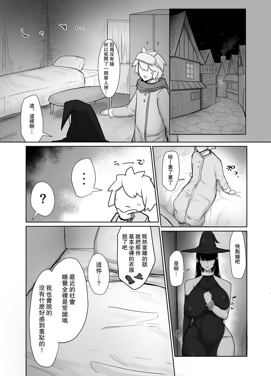 Party ni Yatotta Mahoutsukai ni Musekinin Tanetsuke Suru Hanashi 12