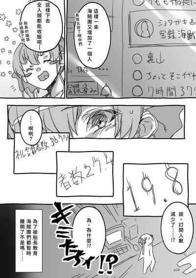 Senchou no Wakarase Haishin Nandawa! | 船長的教育直播什么的! 9