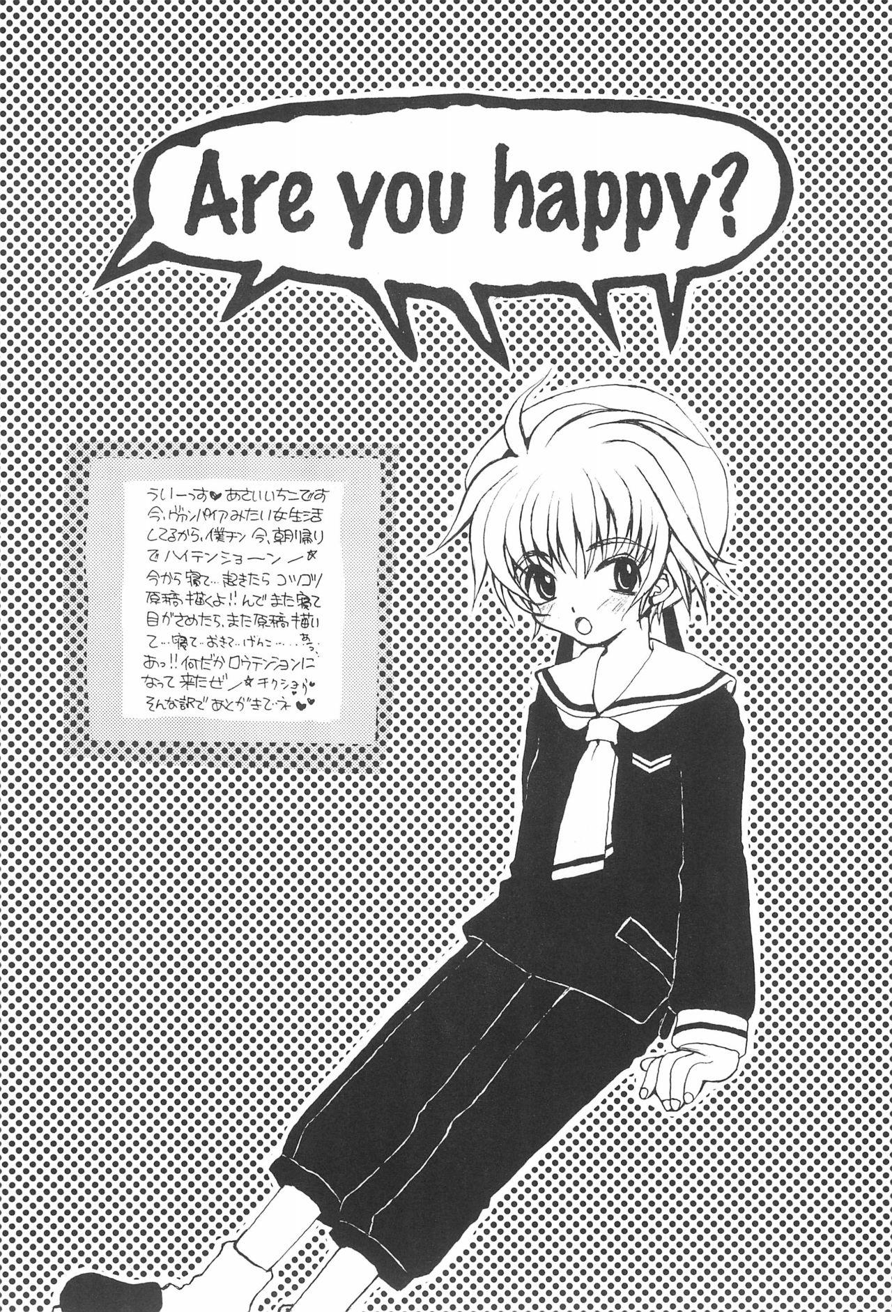 ARE YOU HAPPY? 5