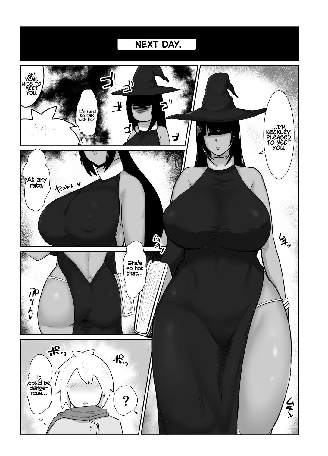 Party ni Yatotta Mahoutsukai ni Musekinin Tanetsuke Suru Hanashi | The Story of Mating Irresponsibly with a Witch Hired for the Party 7