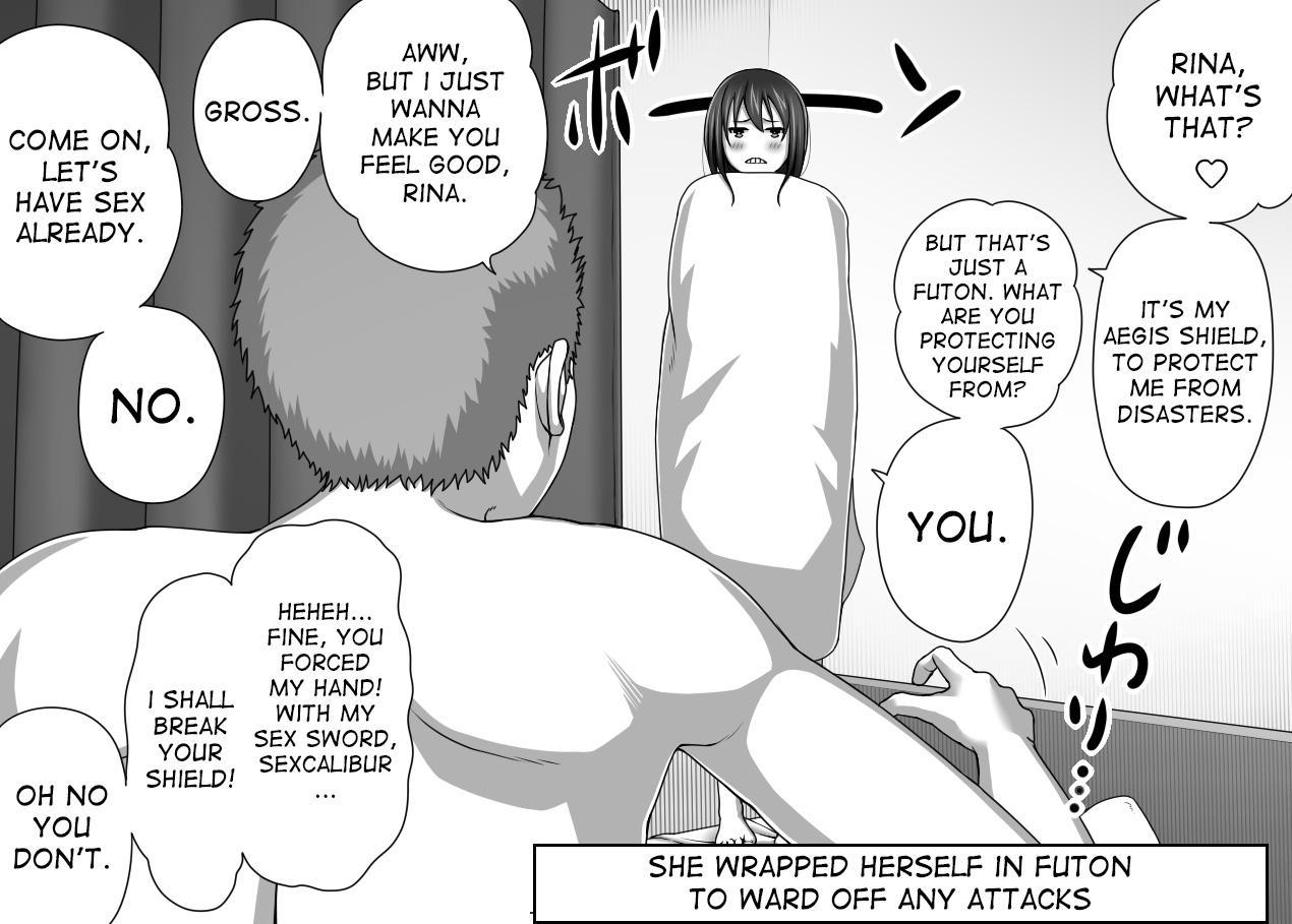 [Kinoko931% (Taono Kinoko)] Kareshi no Me no Mae de Anal Kaihatsu Sareru + Omake pg57 [English] [desudesu] COMPLETE 62