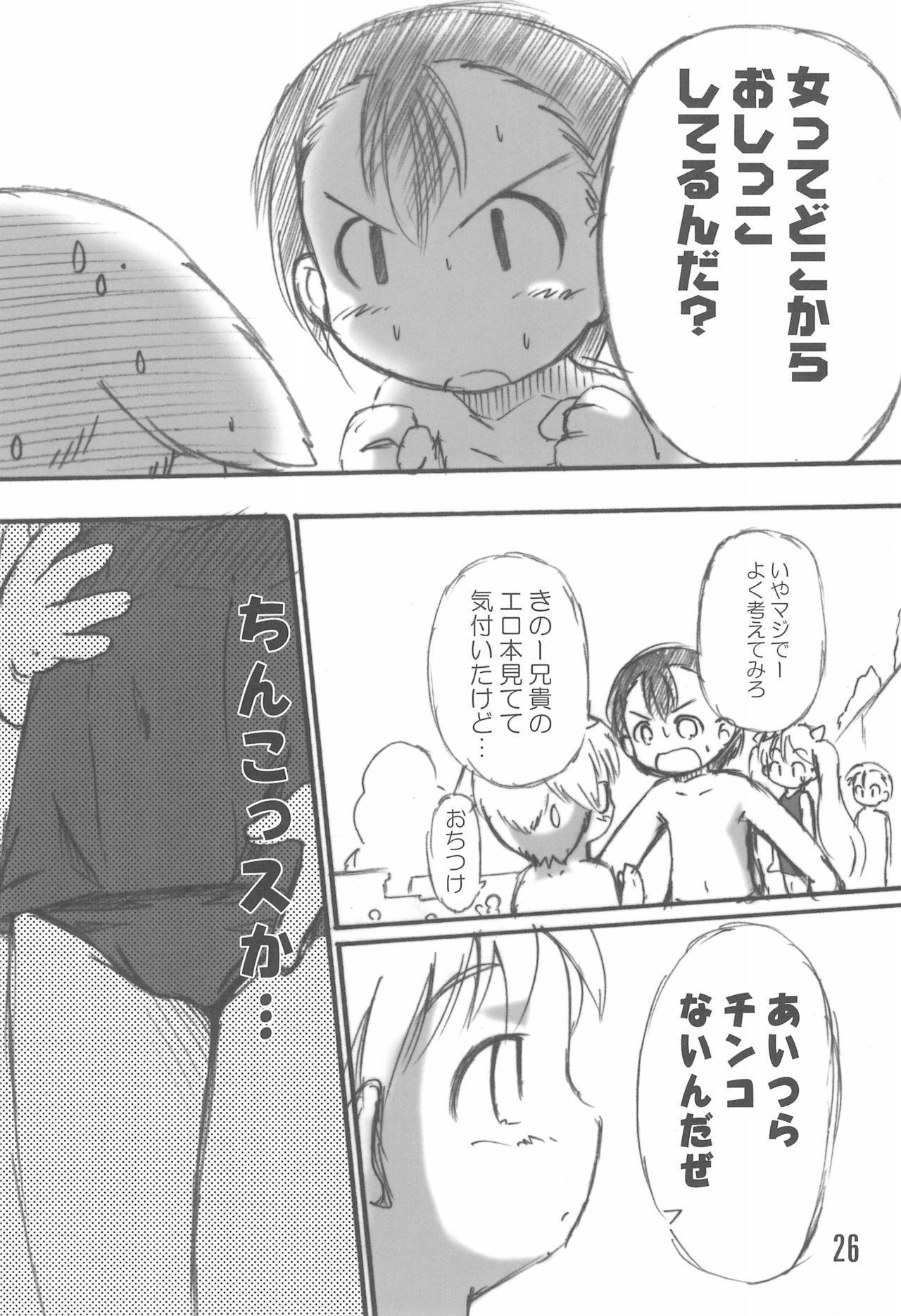 (C74) [Laurier (Kurosaki Mairi)] Mizushima-san to Koike-san 25