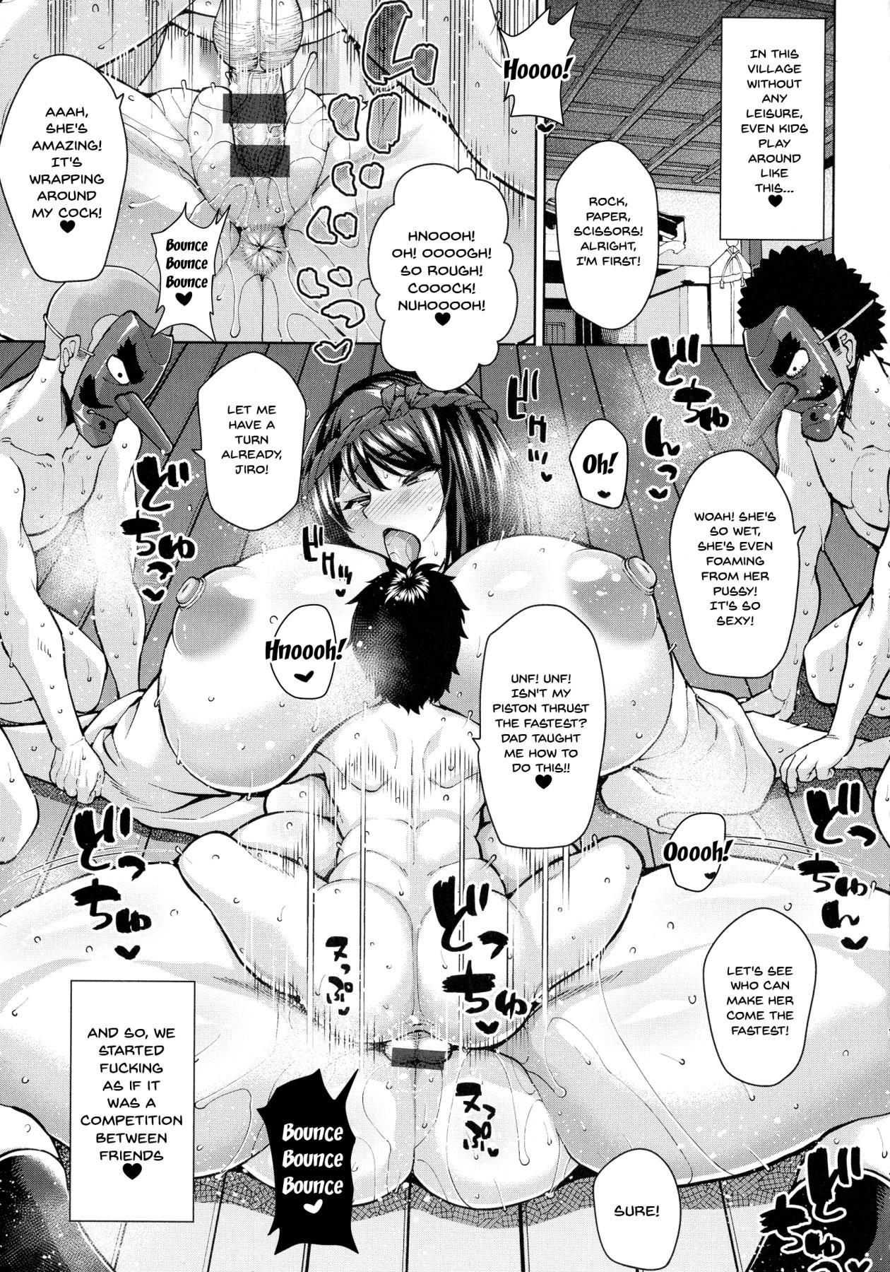 Tanetsukimura's Perverted Mating Festival 20