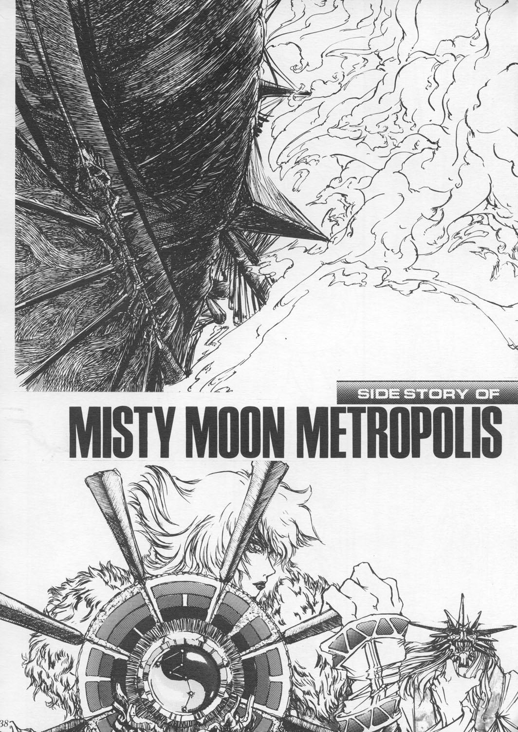 Misty Moon Metropolis IX 36
