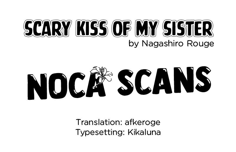 Onee-chan no Kowai Kisu | Scary Kiss of My Sister 24
