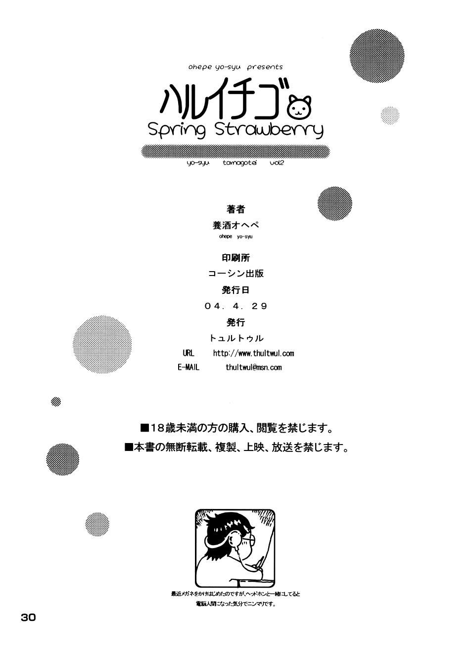 Haru Ichigo - Spring Strawberry 29