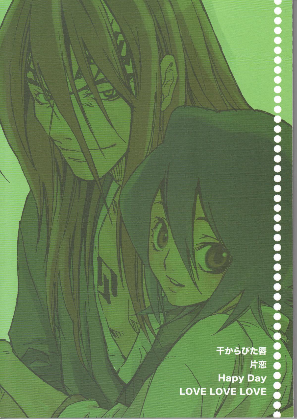 BLEACH Koiji Kkakeru Rukia sairokuhon 41