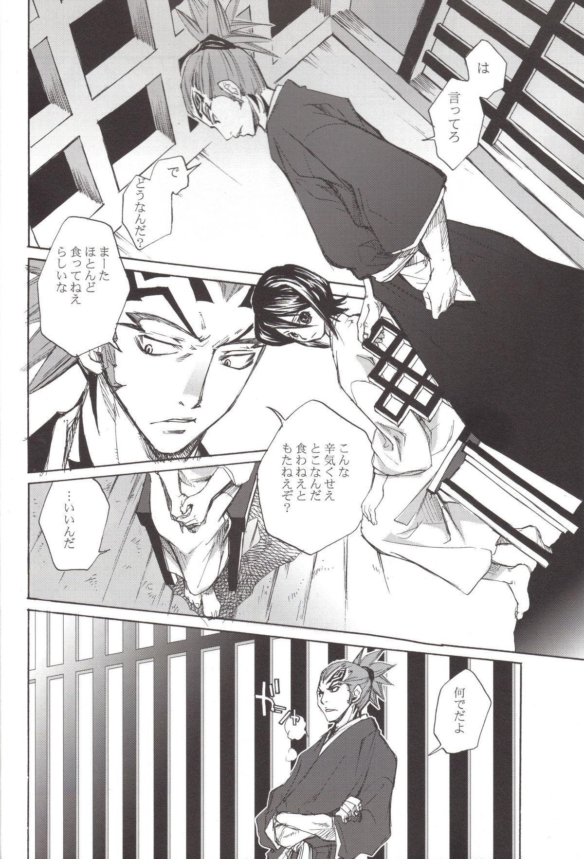 BLEACH Koiji Kkakeru Rukia sairokuhon 4