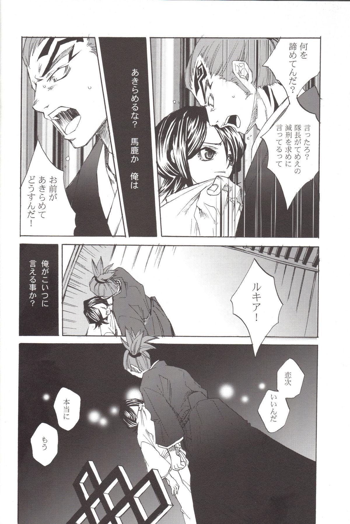 BLEACH Koiji Kkakeru Rukia sairokuhon 6