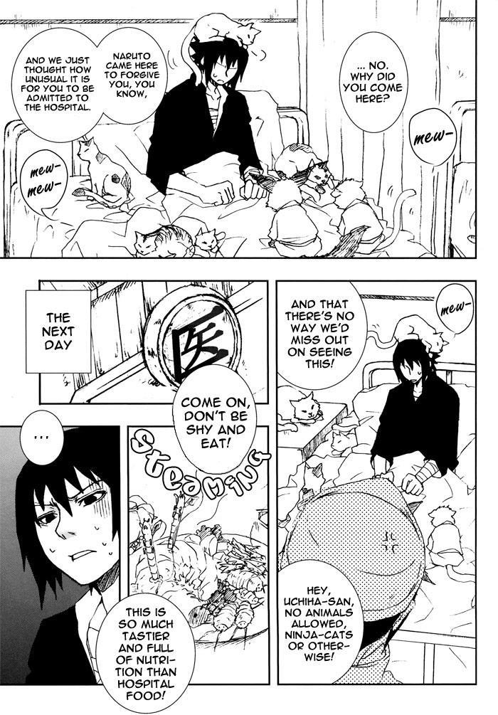 Bite (NARUTO) [Sasuke X Naruto] YAOI -ENG- 7