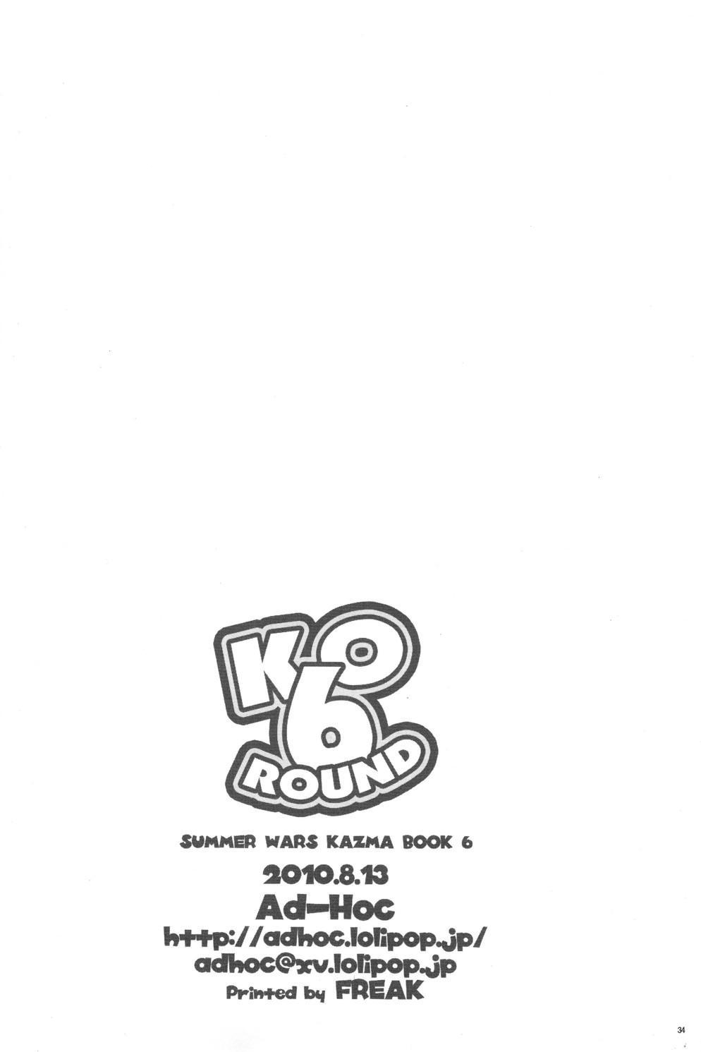 K.O. Round 6 33