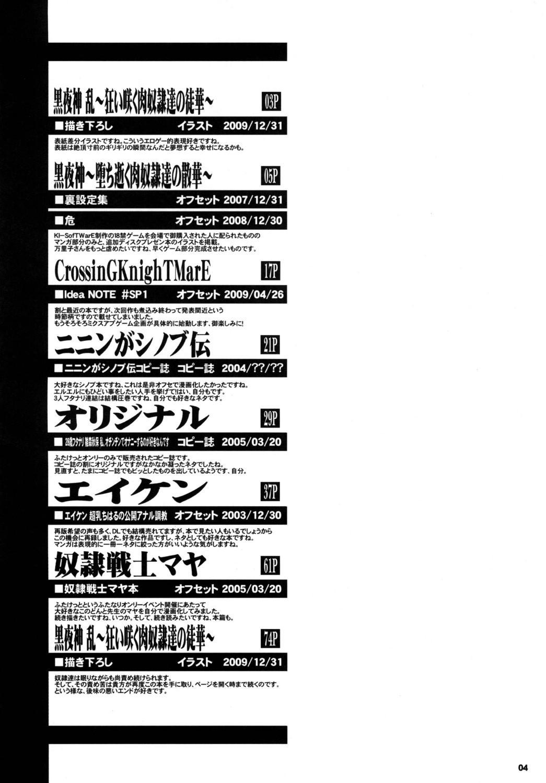 Kikenshisou Sakuhinshuu 1 Soushuu Hon Dai ni Han 3
