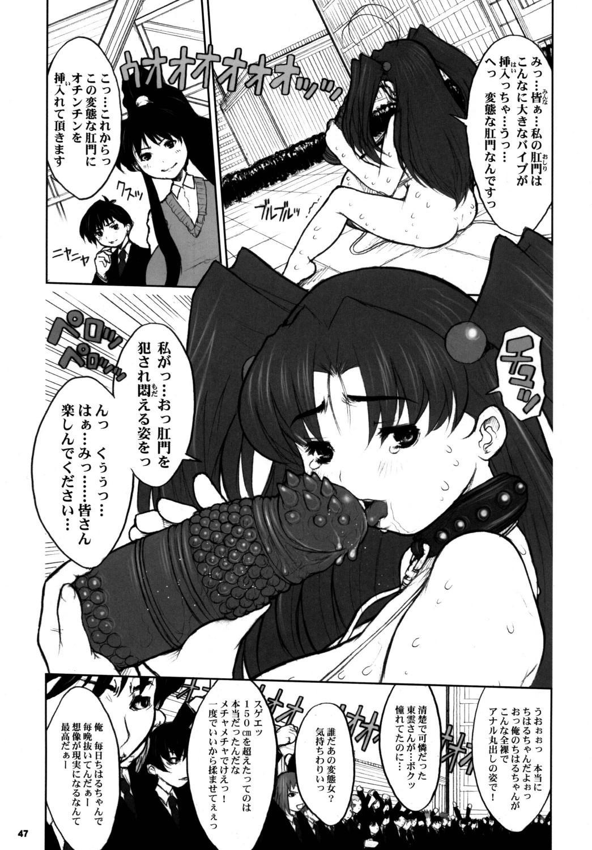 Kikenshisou Sakuhinshuu 1 Soushuu Hon Dai ni Han 46