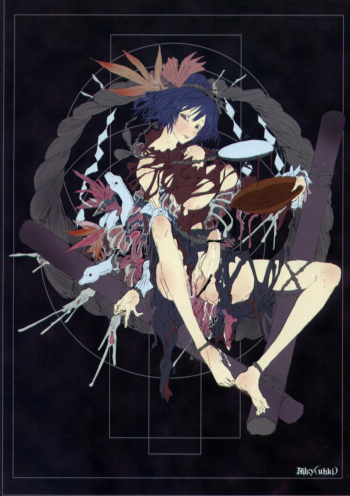 (C76) [Yuzumomo Jam (Various)] Shoujo Sousei Emaki - Touhou Odori Enbu You no Shou - Fancy Girl's Equipment Ch. 1-17 (Touhou Project) [English] [UMAD] 15