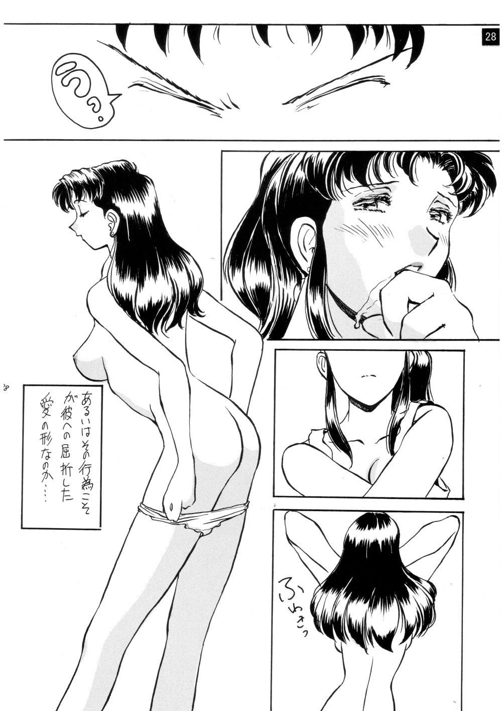 Zense Ki no Evangerikosan 28
