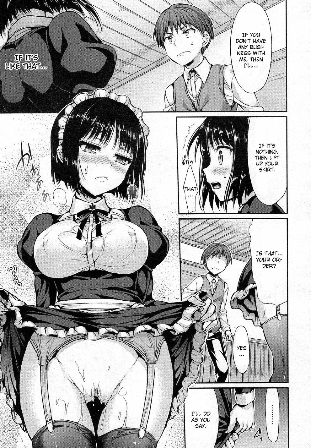 Maid in Secret 6