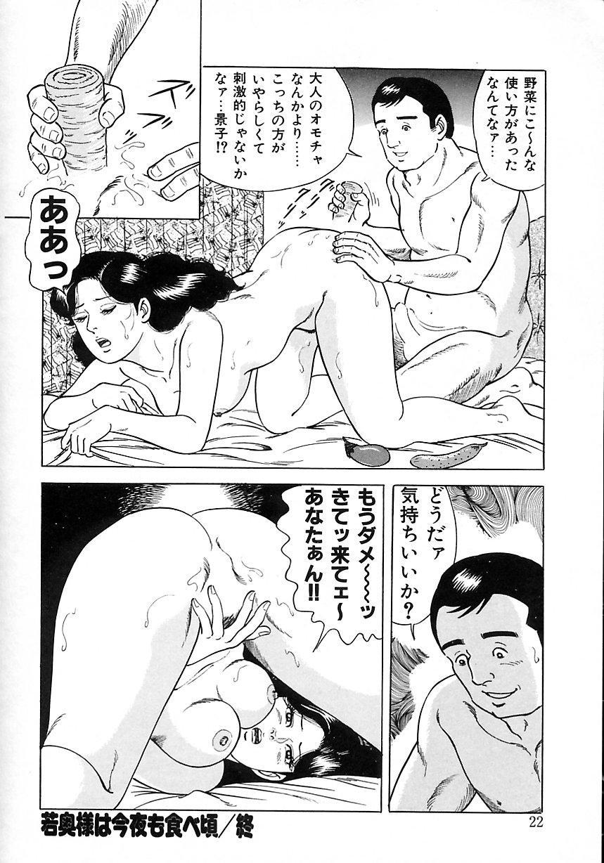 Soujukutsuma no Ecchi na Hirusagari 25