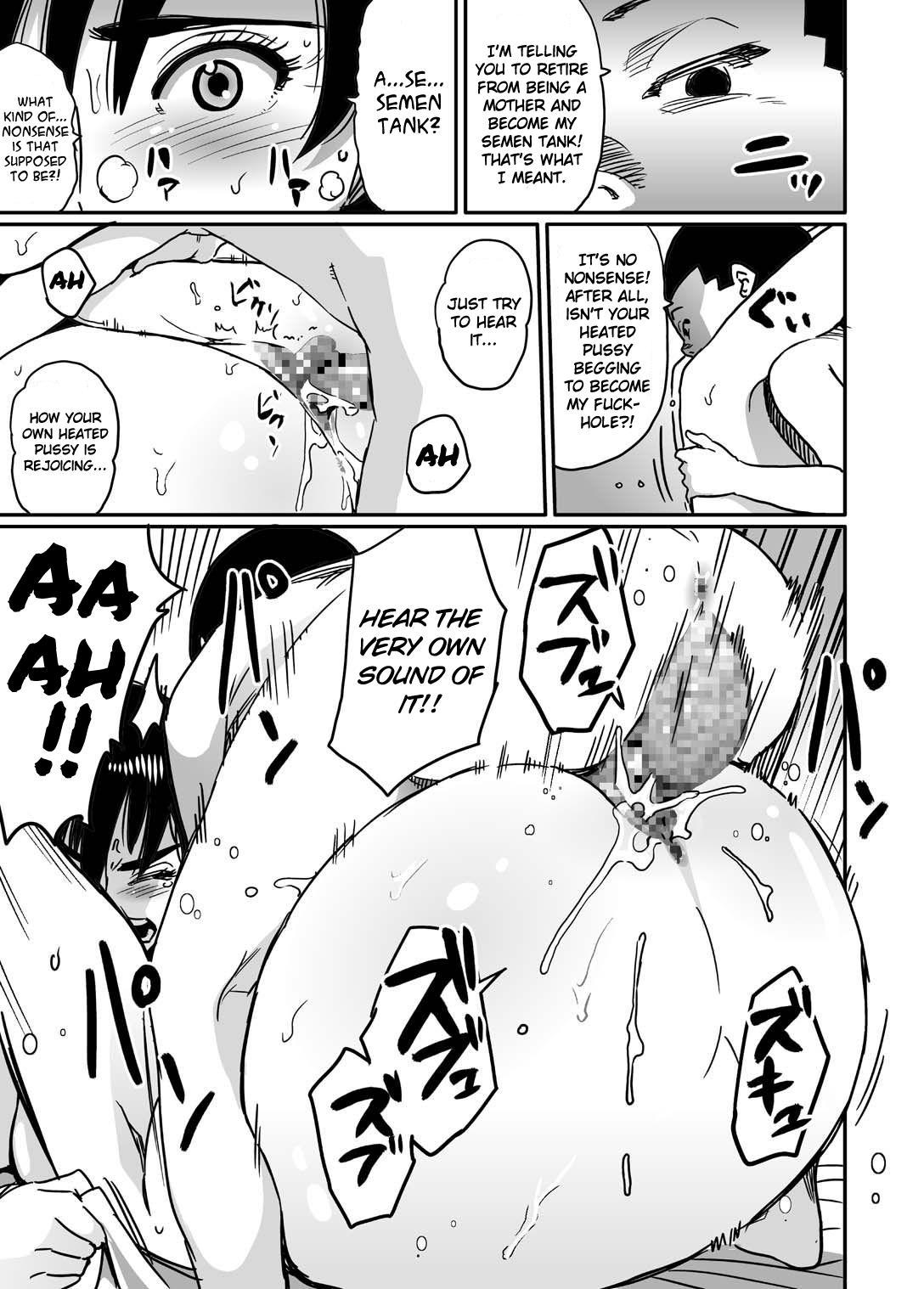 Hahaoya shikkaku watashi to musuko no mesu buta netorare seikyoiku 52