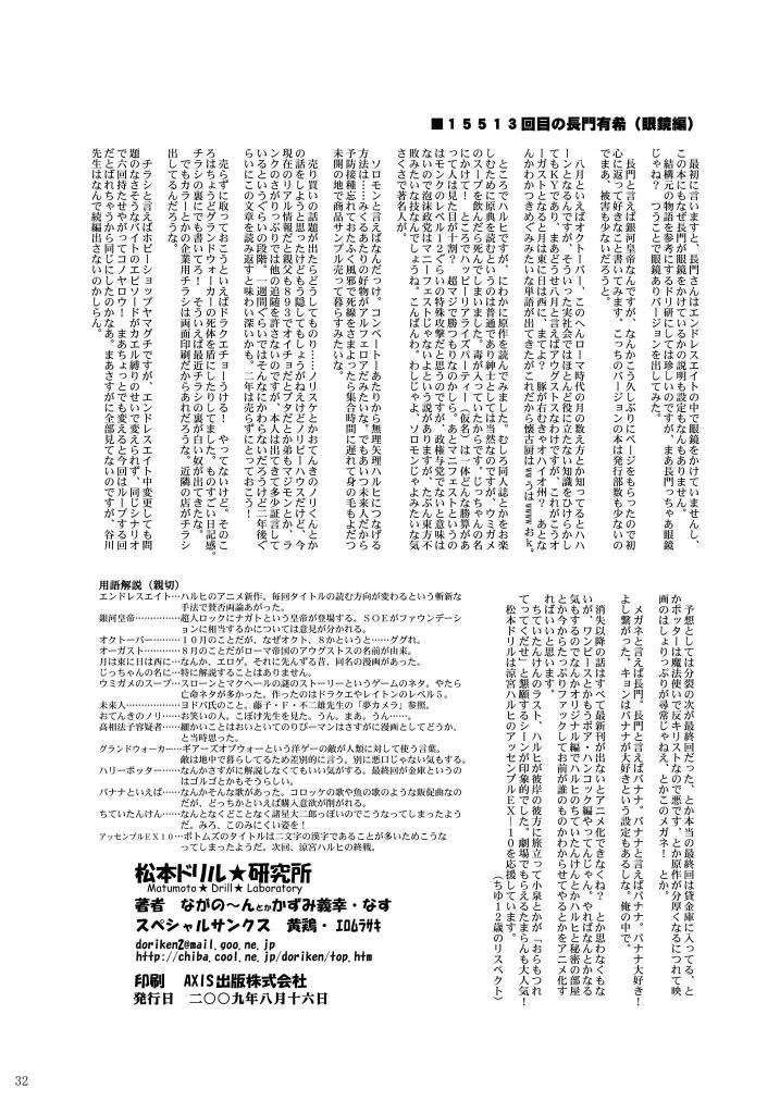 15513-kaime no Nagato Yuki 31