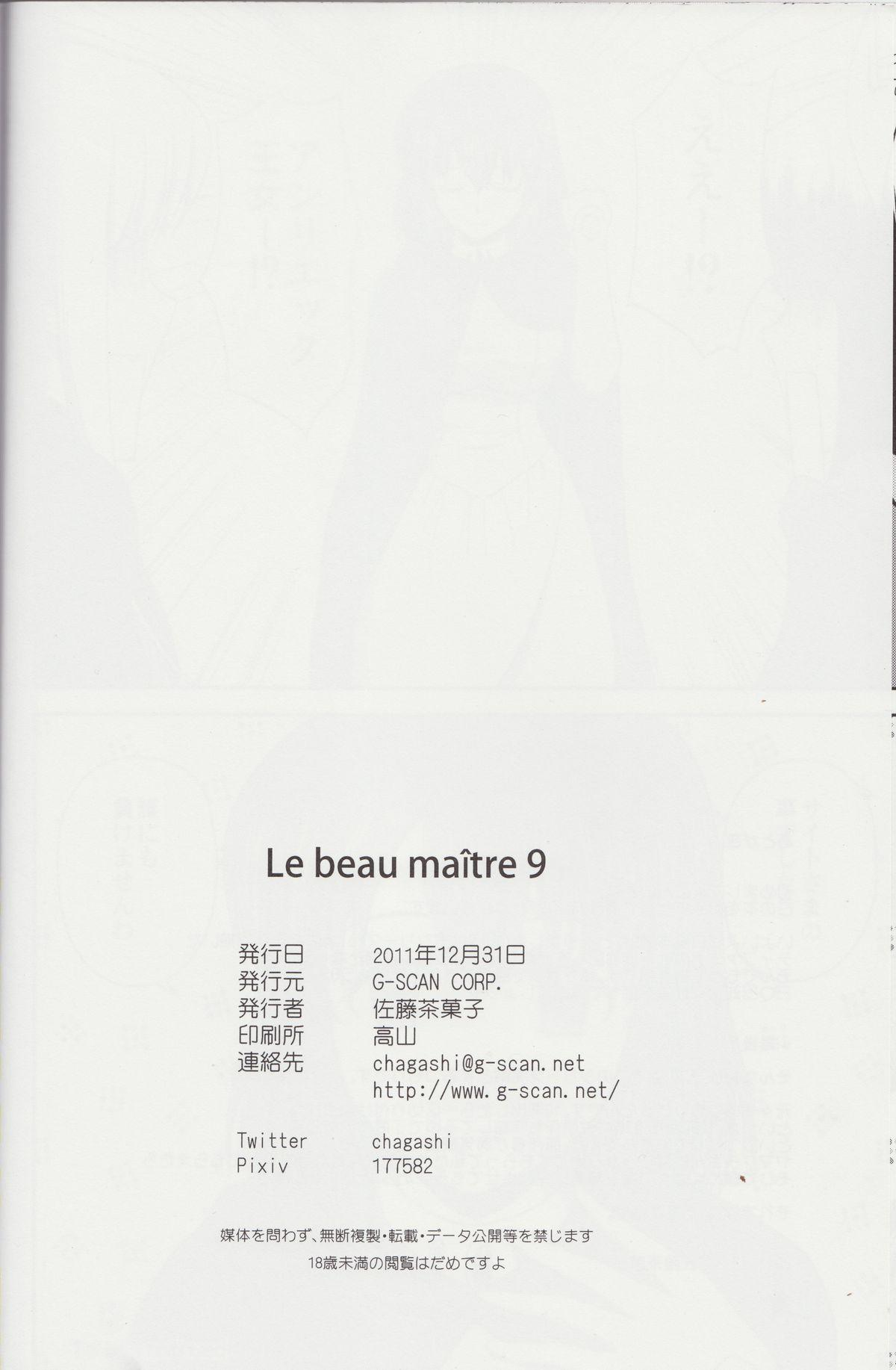 Le Beau Maitre 9 24